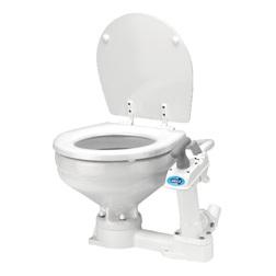 Jabsco Manual Toilet - Compact