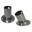 Stainless Steel Round Flagstaff Sockets