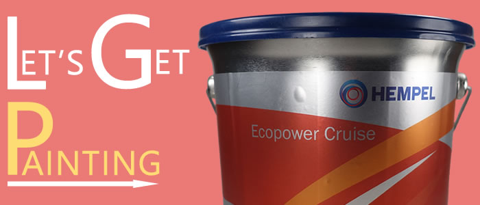 The all new biocide-free self-polishing boat bottom paint is here! View all our boat antifoul paint and start getting shipe shape.