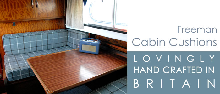 Create your style onboard with NEW boat upholstery.
