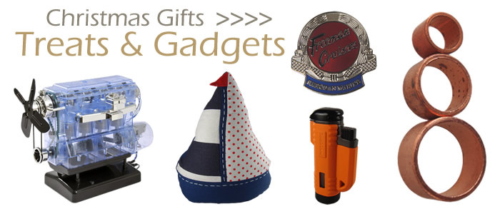 Explore our range of nautical Christmas Gifts & Gadgets here.