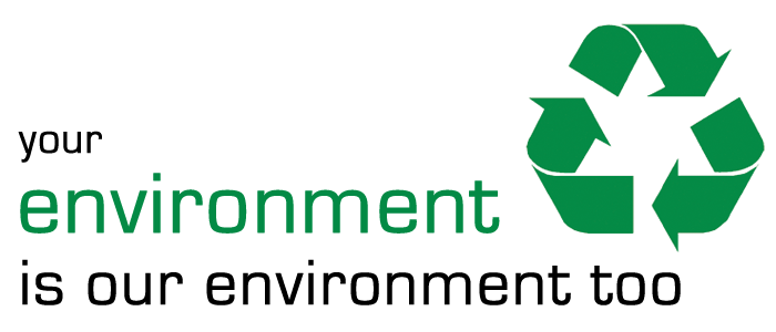 your environment is our environment too