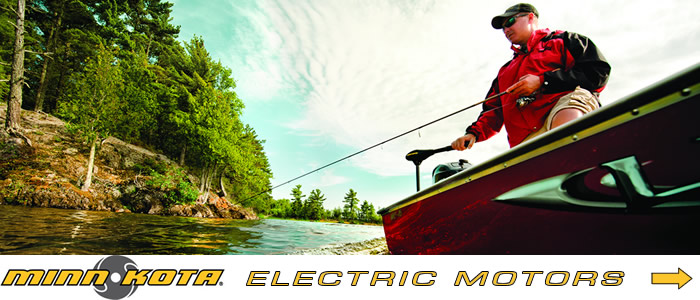 Minn Kota Electric Trolling Outboard Motors now in stock!