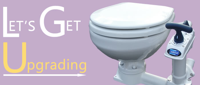 Explore our wide range of new boat upgrades from toilets, heaters, TV's, Cookers and loads more are just a click away!