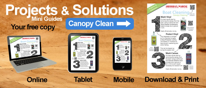 Projects & Solutions Mini Guides -  Canopy Cleaning Projects & Solutions, available online, on tablets, on mobiles and for download.
