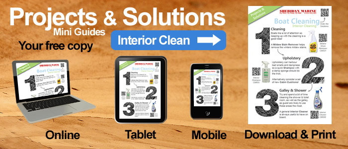 Projects & Solutions Mini Guides -  Interior Cleaning Projects & Solutions, available online, on tablets, on mobiles and for download.