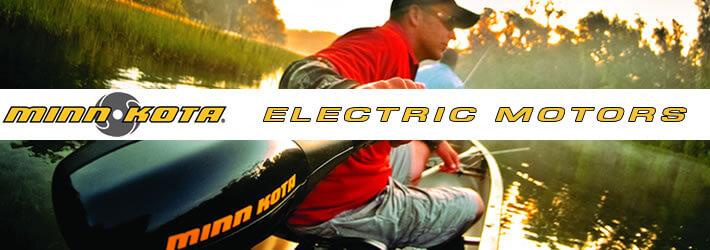 Minn Kota - Trolling Motors & Electric Outboards