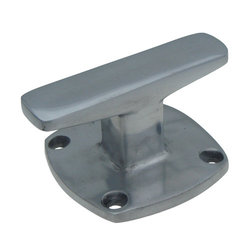 Mooring Cleat Aluminium 5""