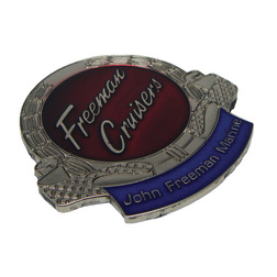 Freeman Cruiser Badge