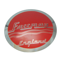 Freeman Speed Boat Badge