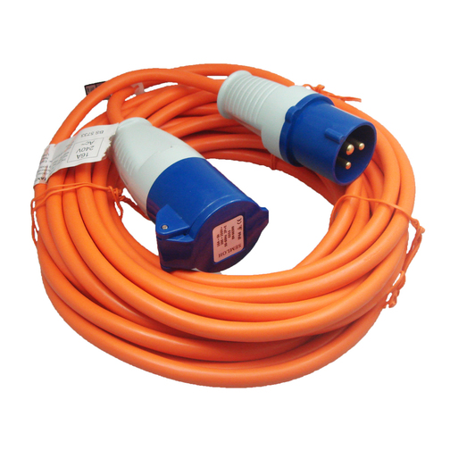 Mains Extension Leads : Mains extension lead volt sheridan marine