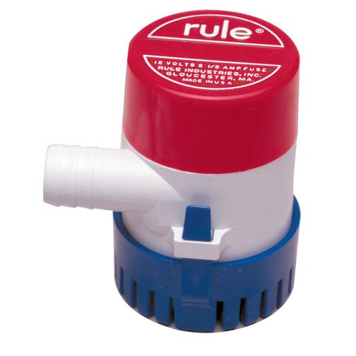 Rule 500 Automatic Bilge Pump Wiring Diagram : Rule automatic bilge pump gph sheridan marine