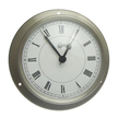 Barigo Clock - Stainless Steel
