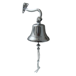 Ships Bell 75mm Chrome