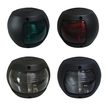 Navigation Lights - Round Black