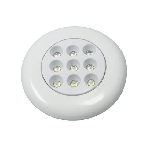 Recessed led white light sheridan marine recessed led light aloadofball Choice Image