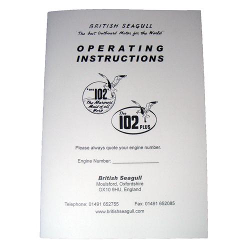 british seagull outboard owners handbook for model 102 sheridan marine rh sheridanmarine com British Seagull Spec british seagull service manual download