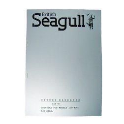 British Seagull Outboard Owners Handbook - Model 170/125