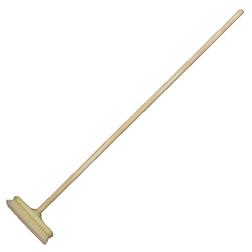 "Deck Brush & Handle 9"" - Hard"