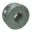 "Zinc (Salt Water) 'Collar' Shaft Anode - 25mm (1"")"