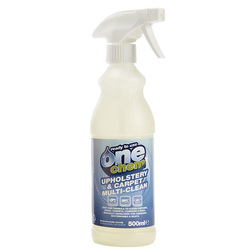 One-Chem Upholstery and Carpet Cleaner