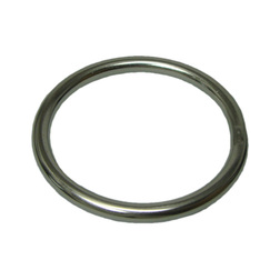 Stainless Steel Mooring Ring - 80mm