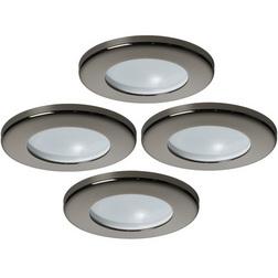 Quick Teo Light Set - Black Nickel
