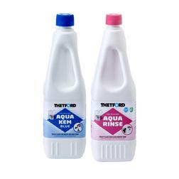 Thetford Aqua Kem Blue & Aqua Rinse Duo Pack