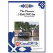 CanalDVDs The River Thames Three Disc Collection