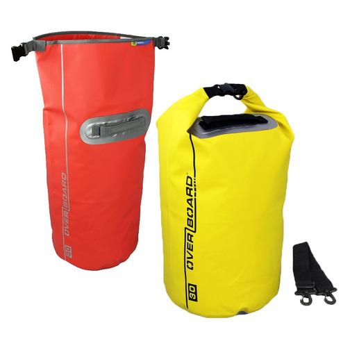 OverBoard Waterproof Waist Pack 3 Litres OB1049BLK