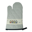 Beach Hut Oven Glove