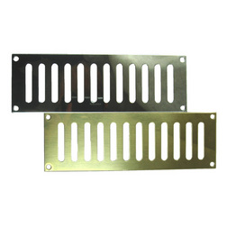 Brass Vent Grille - 228 x 76mm