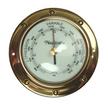 Nauticalia Brass Rivet Barometer