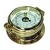 Brass Royal Mariner Channel Barometer