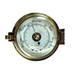 Brass Royal Mariner Channel Barometer Face