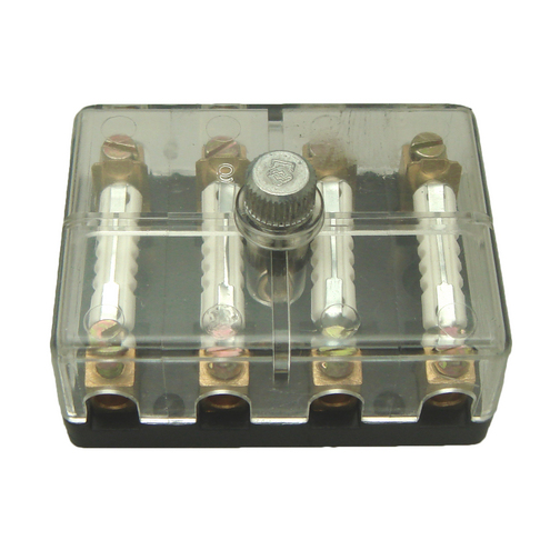 Ceramic Fuse Boxes With 8 Amp Ceramic Fuses Sheridan Marine