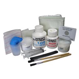 West System Glass Fibre Boat Repair Kit