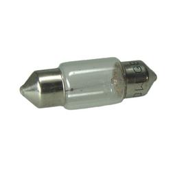 Incandescent 12v 10w Small Festoon Sv8.5 Bulb - Warm White