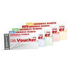 Sheridan Marine Gift Vouchers