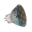 SMD LED 12v MR11 GU4 - Soft White