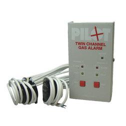 Pilot Mini Gas Alarm with Dual Sensors