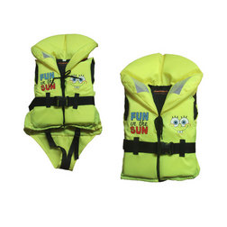 Sponge Bob Square Pants Child Buoyancy Lifejacket - 10-15kg