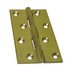 """Solid Drawn Brass Butt Hinges 102 x 60mm (4"""" x 2 3/8"""")"""
