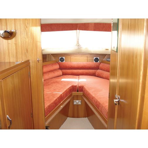 freeman boat upholstery cabin cushions sheridan marine