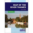 Imray Map of the River Thames