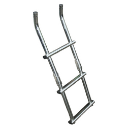 Stainless Steel 3 Step Bathing Platform Boarding Ladder