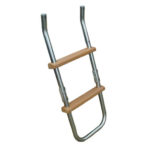 Trem Wooden Bathing Platform Boarding Ladder