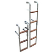 Wooden Step Boarding Ladders