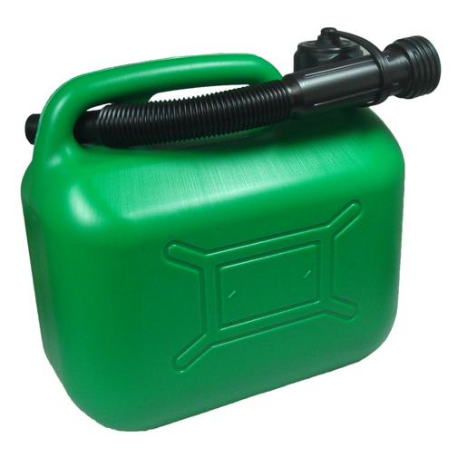 Green 5 Litre Petrol Can Sheridan Marine