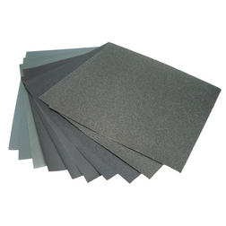 Wet or Dry Abrashive Sanding Sheet